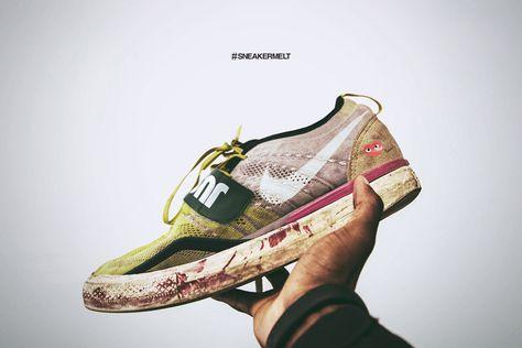 Sneaker Melt by Dead Dilly