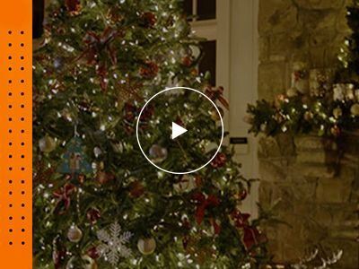 Diy Video Workshop How To Decorate Christmas Trees Home Depot Christmas Tree Home Depot Christmas Tree Decorations Christmas Tree