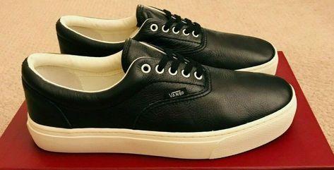 42f5f7552b BRAND NEW VANS HALF CAB PRO WHITE BLACK WHITE SUEDE SZ US M 10 UK 9 EUR 43   VANS  AthleticSneakers