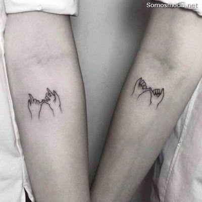 Tatuajes De Moda 2019 2020 Tatuajes Bff Tatuajes