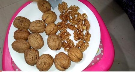 فوائد زيت الجوز Food Almond