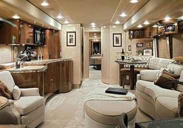 50 Amazing Luxury Travel Trailers Interior Design Ideas If You