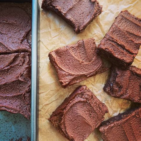 Credit: Christine Gallary Credit: Christine GallaryAlthough I'm not a huge chocolate fan, I'll never say no to a good brownie. Unlike other chocolate-y desserts, brownies offer sweetness and intense chocolate richness, but also have a nice array of textures. I love how the crunchy top gives way to a soft middle bonus points if I snag a chewy corner piece. It's also an easy treat to throw together when the craving for a baked good or chocolate hits, and I rarely see adults or k