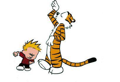Calvin And Hobbes On Twitter Friday Fun Dance Tgif Calvin And Hobbes Calvin And Hobbes Comics Fun Comics
