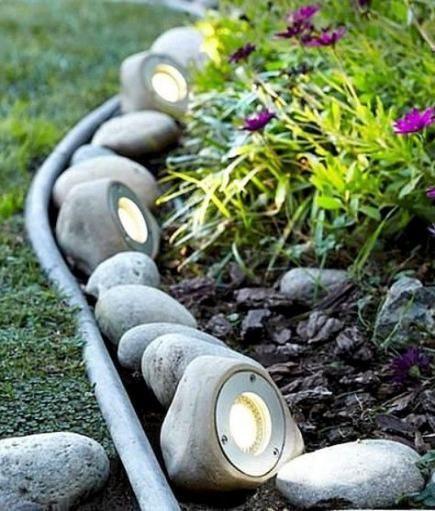 Landscape Lighting Front Yards