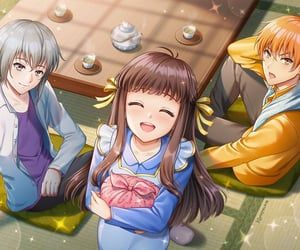 Fruits Basket shared by Dane!! on We Heart It