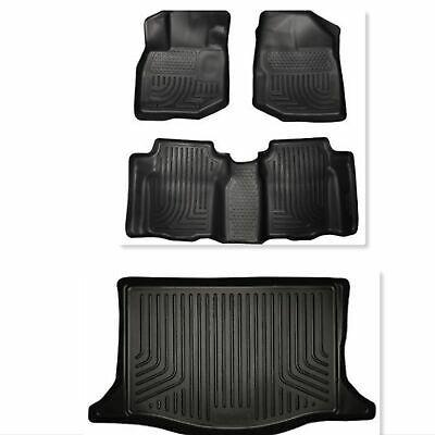 Ad Ebay Weatherbeater Floor Mats Set Cargo Liner 2012 2015 Vw Jetta 4dr Non Hybrid Black In 2020 Toyota Prius Black Cargo Liner Toyota Prius