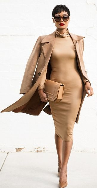 Everything Camel Chic Style by Micah Gianneli