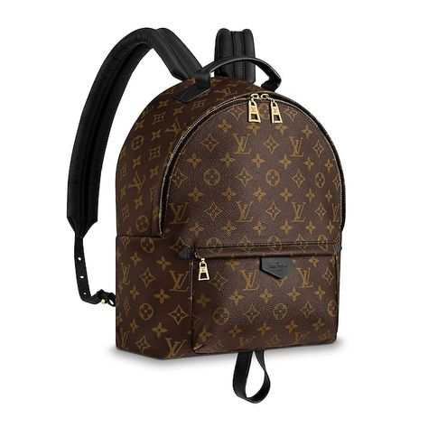 53763f7ad82f Palm Springs Backpack MM Канва Monogram Для Женщин Сумки
