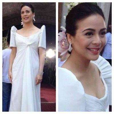 Modern Filipiniana Hairstyle New Filipiniana Dress Modern Filipiniana Gown Modern Filipiniana Dress