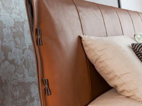 Bonaldo Cuff Bed by Mauro Lipparini - Chaplins
