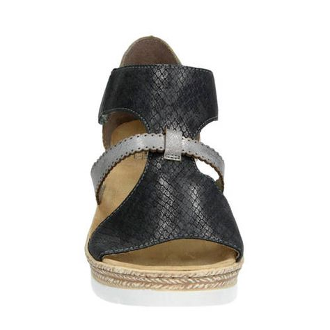 Rieker espadrilles antraciet | Products in 2019