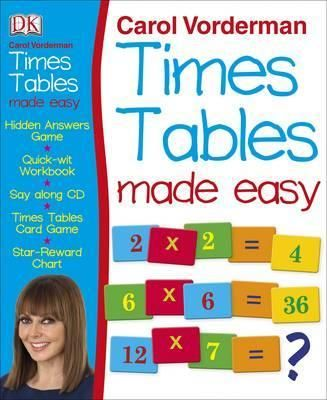 Pdf Download Times Tables Made Easy Ages 5 8 Key Stage 1 Free By Carol Vorderman In 2020 Carol Vorderman Math Made Easy How To Memorize Things