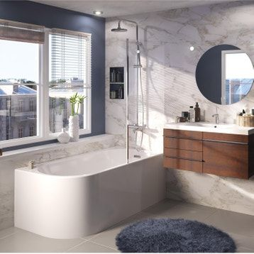 Bienvenue Chez Corner Bathtub New Homes Bathtub