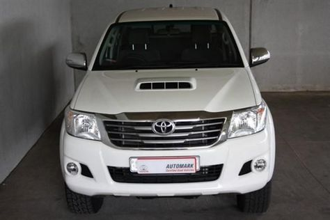 Have We Got An Exciting Bakkie For You You Have To Try This 2013