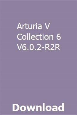 Arturia V Collection 6 V6 0 2-R2R download online full