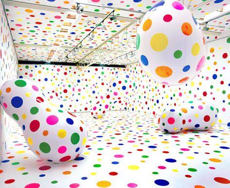 Yayoi Kusama  Dots Obsession