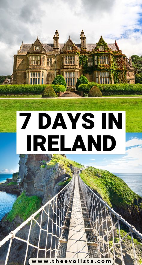 Ireland Travel Guide, Europe Travel Guide, Cool Places To Visit, Places To Travel, Travel Destinations, Places To Stay In Ireland, Emerald Isle, Oregon, Ireland Vacation