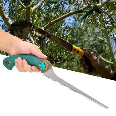 14 49 Manganese Steel Pruning Saw Comfort Handle Fruit Tree Hand Saw Gardening Tool Pruning Saws Tree Trimming Hand Saw