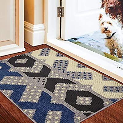 Details about  /Non-Slip Carpet Foot Pads Entrance Doormat Floor Mat Bathroom Home Area Rugs New
