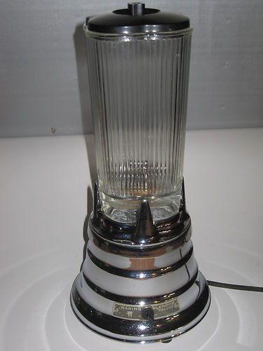 Vintage Waring Kitchen Blender Pyrex Gl Retro 1950s Kitchenware Liance Ebay And Kitch Pinterest Blenders