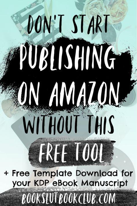 to read ebooks ebooks ebooks Writing A Book, Writing Tips, Writing Prompts, Start Writing, Writing Resources, Self Publishing, Amazon Publishing, Kindle, Girls Be Like