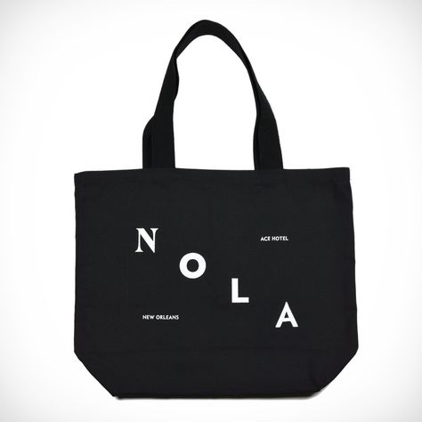 // Ace Hotel New Orleans Tote – Ace Hotel Shop