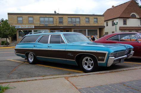 1968 Caprice Wagon Wwwbilderbestecom