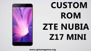 ZTE,ZTE Nubia Z17 Mini,ZTE Nubia Z17 Mini android 9,ZTE Nubia Z17