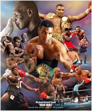 Mike Tyson Mike Tyson Tyson Boxing History