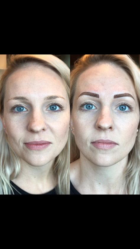 What you need to know about Microblanding and Microshading eyebrows