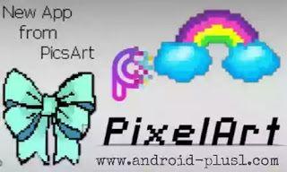 تحميل تطبيق Pixel Art لرسم وتلوين الصور بتقنية بكسل ارت مجانا للاندرويد Pixel Art Picsart Mario Characters