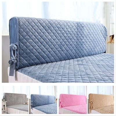 Qoo10 Headboard Cover Bedding Rugs Household Storiestrending Com Headboard Cover Headboards For Beds Bed Covers