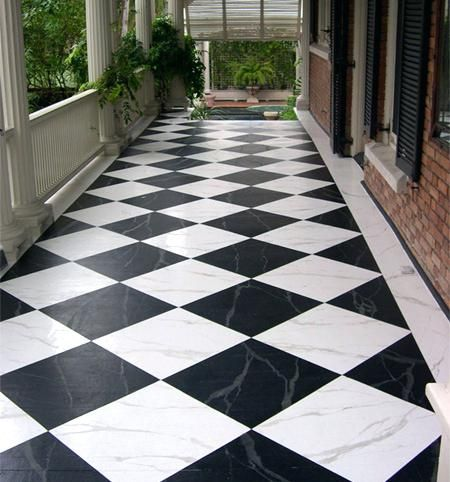 Car Porch Tiles Design Google Search Painted Concrete Floors