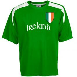 Custom Ireland Soccer Jersey Personalized With Your Names And Numbers Ireland Soccer Jersey Ireland Fashion Ireland