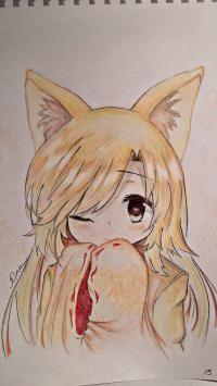 картинки аниме рисунки карандашом для начинающих