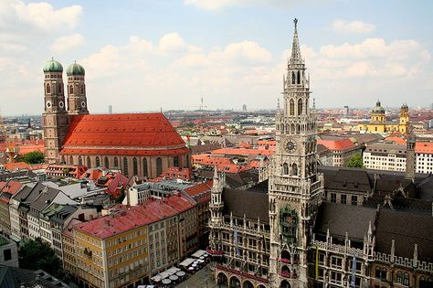 #München Panorama    © David Kostner