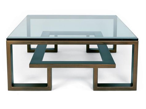 S,all Brooklyn Coffee Table - Old penny bronze or mirror polished stainless steel. Dimensions: h420 w1200 d950 Finishes: Old Penny Bronze or Mirror Polished Stainless Steel