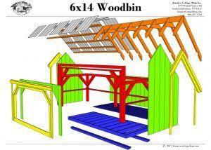 Writer S Haven Shed Plans Shed Design Building A Shed