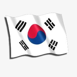 Korean Flag Png And Vector Korean Flag Korean Logo Flag Vector