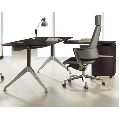 Manhattan L Shaped Executie Desk Office Furniture Modern Unique