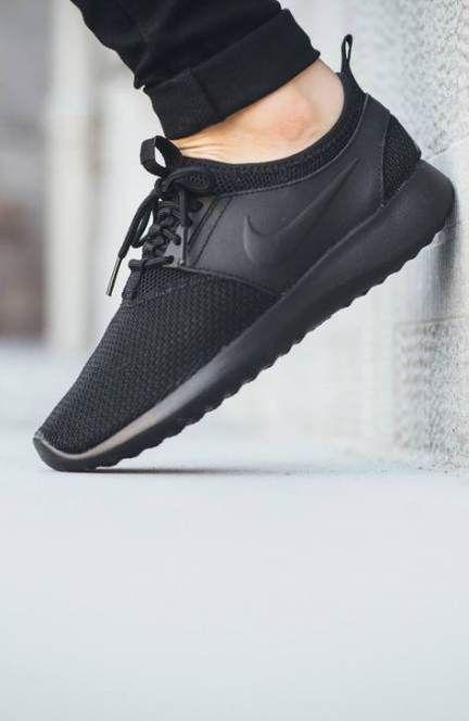 nike hombre zapatos negros