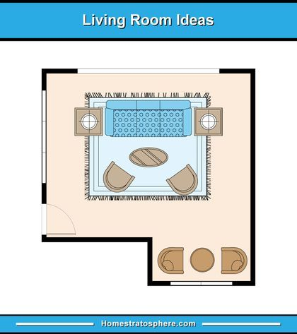 13 Living Room Furniture Layout Examples Floor Plan Illustrations Living Room Floor Plans Livingroom Layout Living Room Furniture Layout