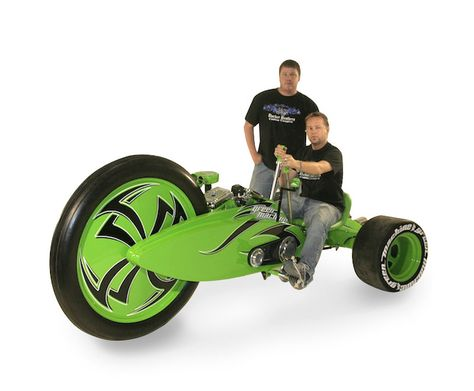 An Adult Big Wheel! lol