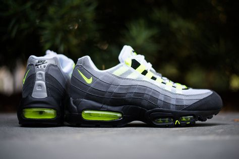 The Nike Air Max 95 OG 'Neon' Returns | The Shoes Vol:2