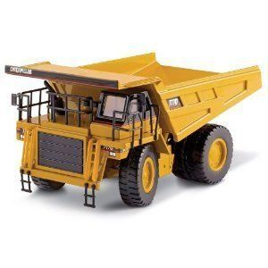 Caterpillar 1:50 Scale Diecast Model 777D Off Highway Truck 85104 CAT
