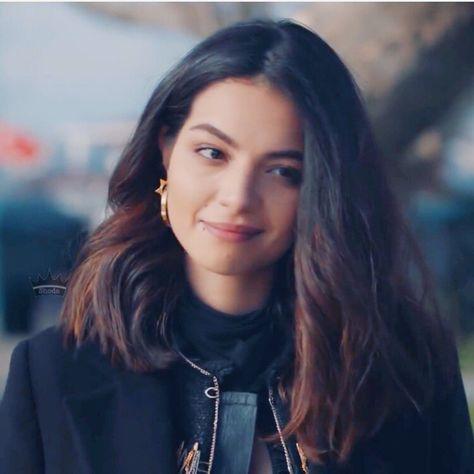Melisa Pamuk Short Wavy Hair Turkish Beauty Mma Women