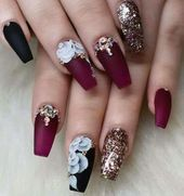 34 NATURAL CUTE LIGHT NAILS DESIGN FOR LADY IN FALL AND WINTER - Page 23 of 34