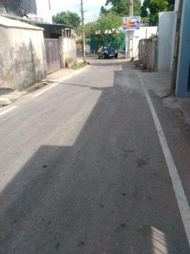 Land Square shape facing Senanayake mw,nawala For Sale Sri