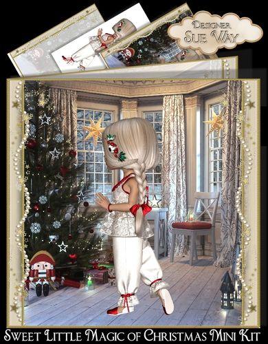 Sweet Christmas Mini Kit